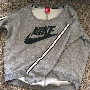 nike oversized sweater size XS
